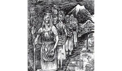 Skicë e Musa Çapanit