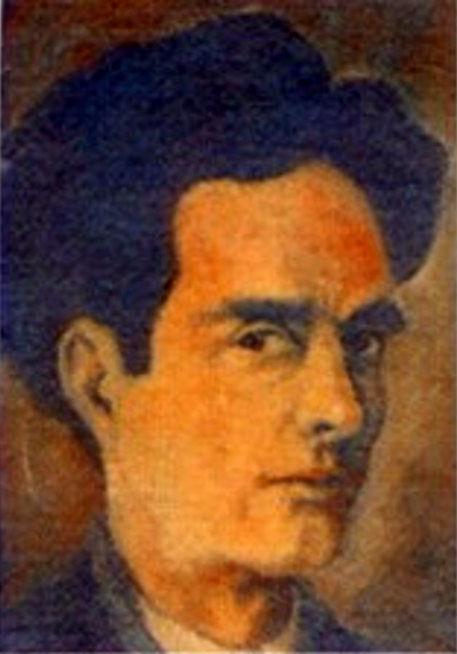 Lek Pervizi, autoportret