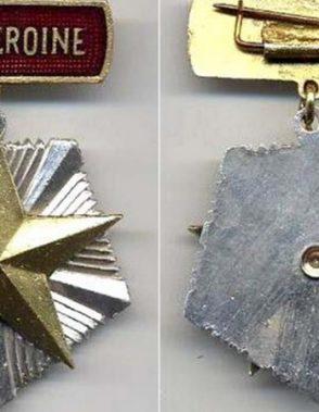 """Medalja """"Nënë Heroinë"""" në Shqipërinë Socialiste"""