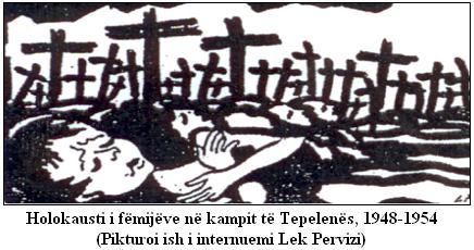 Holokausti i fëmijëve në kampin e Tepelenës, sipas Lek Pervizit