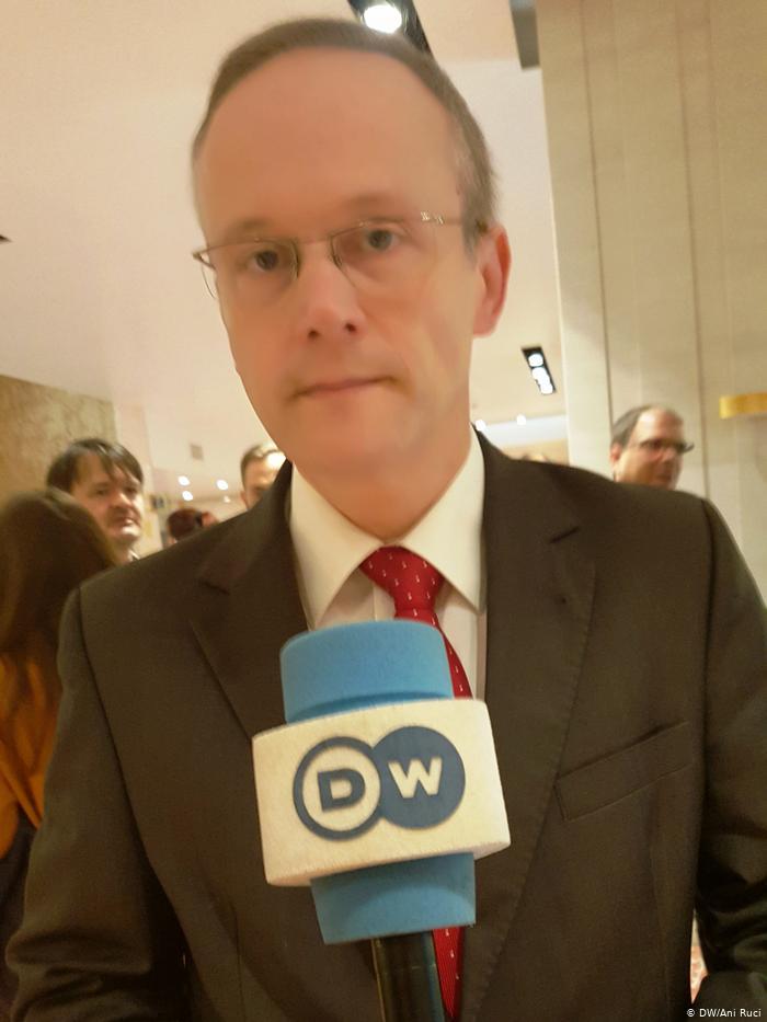 Łukasz Kamiński, President i Platformës së BE për Kujtesën Europiane të Ndërgjegjes
